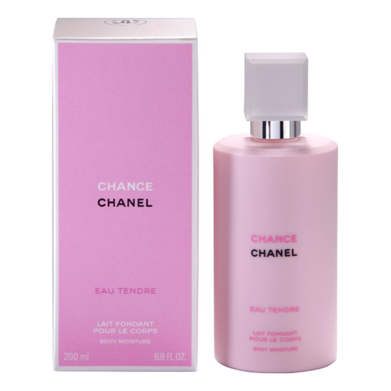 chanel chance eau tendre body lotion for women 200 ml. Black Bedroom Furniture Sets. Home Design Ideas