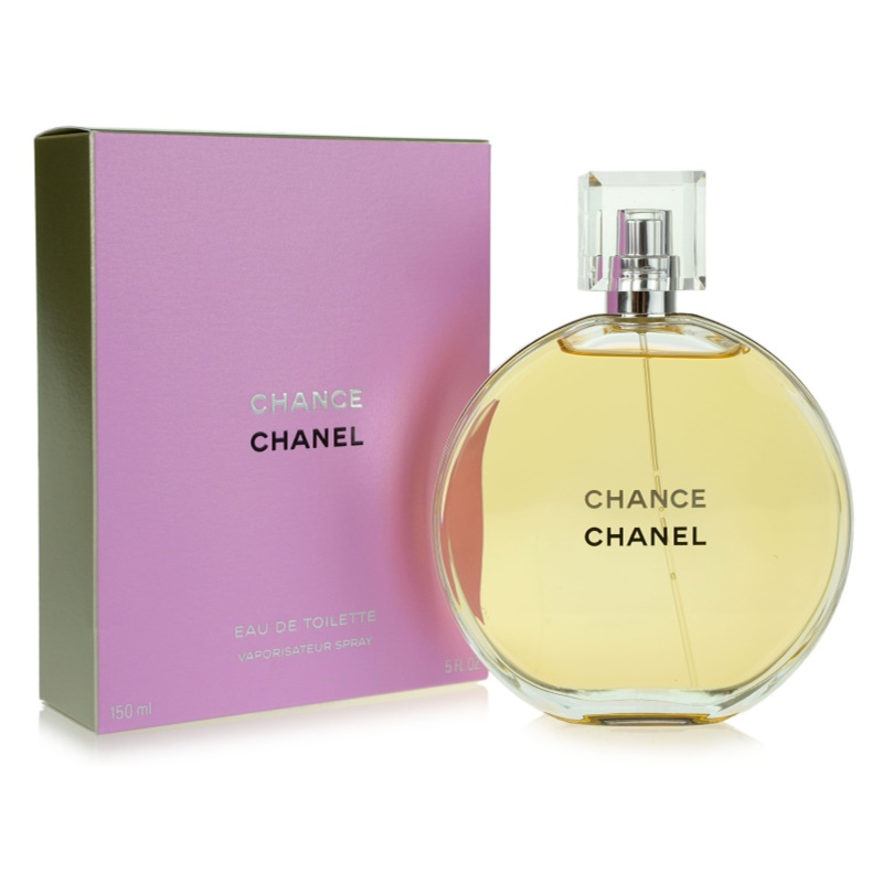 chanel chance eau de toilette for women 150 ml. Black Bedroom Furniture Sets. Home Design Ideas