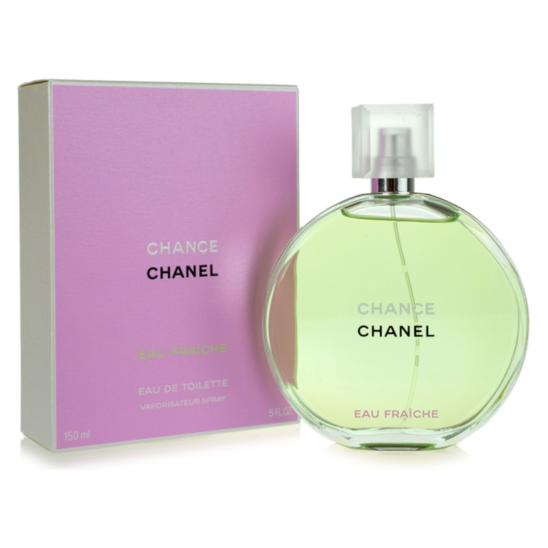 chanel chance eau fra che eau de toilette n knek 100 ml. Black Bedroom Furniture Sets. Home Design Ideas