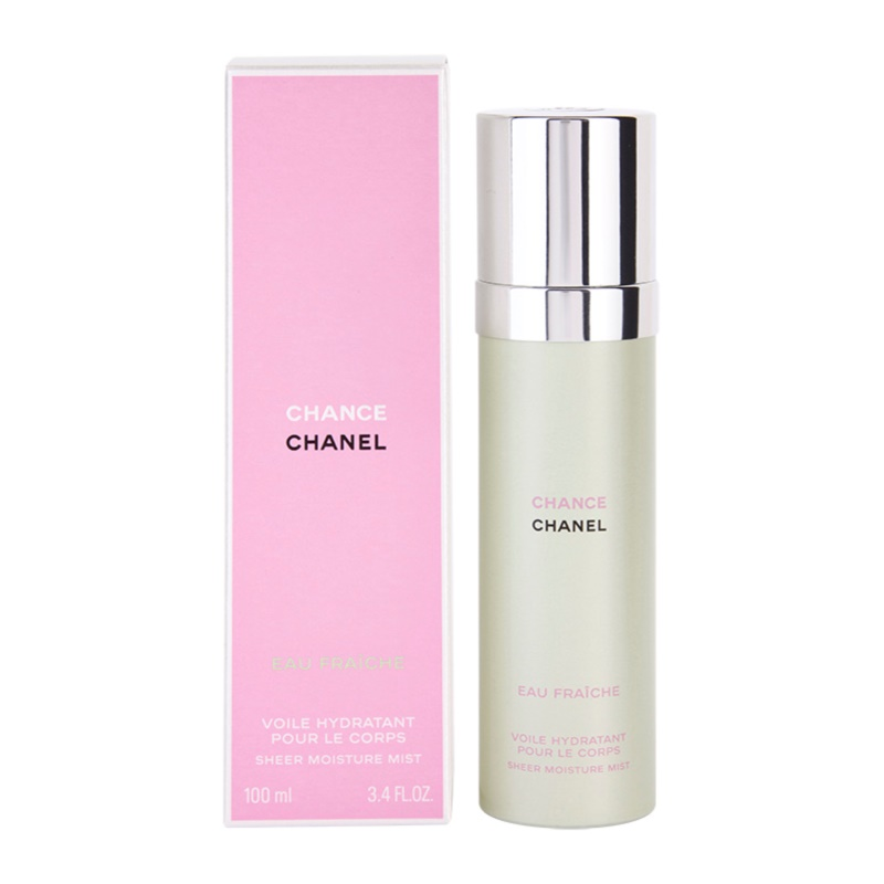 chanel chance eau fra che body spray for women 100 ml. Black Bedroom Furniture Sets. Home Design Ideas
