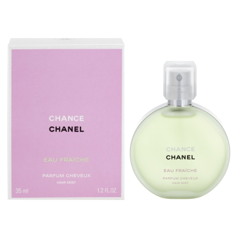 Chanel chance eau fraiche hair mist for women 35 ml for Chance eau fraîche