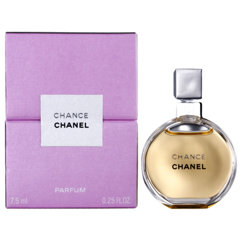 chanel chance parfum parf m f r damen 7 5 ml ohne zerst uber. Black Bedroom Furniture Sets. Home Design Ideas