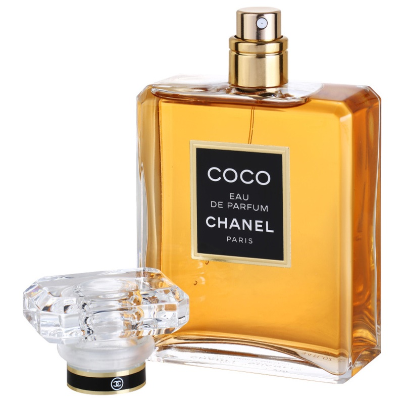 chanel coco eau de parfum for women 100 ml. Black Bedroom Furniture Sets. Home Design Ideas