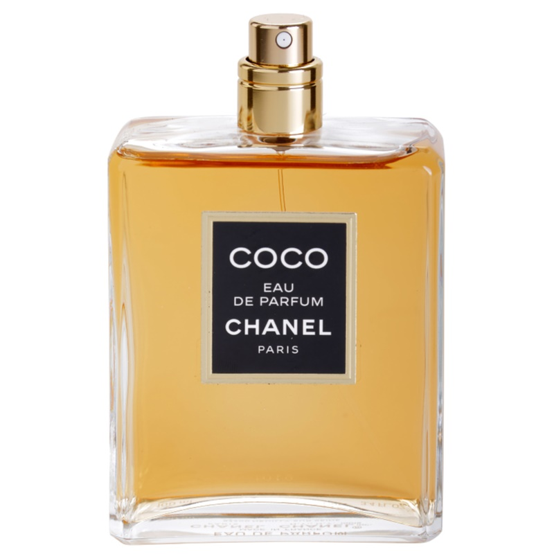 chanel coco eau de parfum tester damen 100 ml. Black Bedroom Furniture Sets. Home Design Ideas