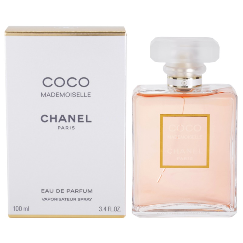 chanel coco mademoiselle eau de parfum for women 100 ml. Black Bedroom Furniture Sets. Home Design Ideas