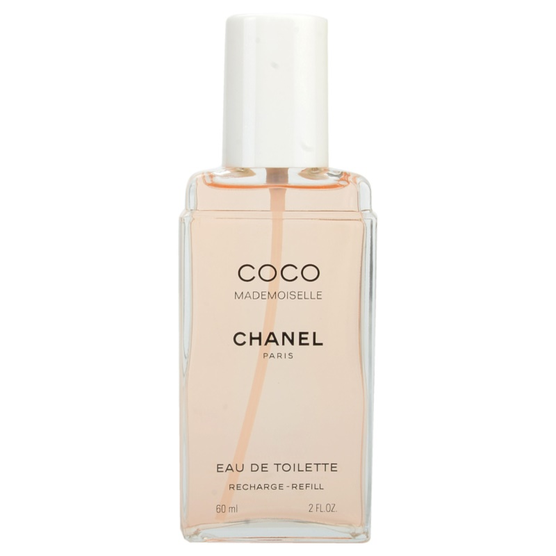 chanel coco mademoiselle eau de toilette for 60 ml refill with atomizer notino co uk