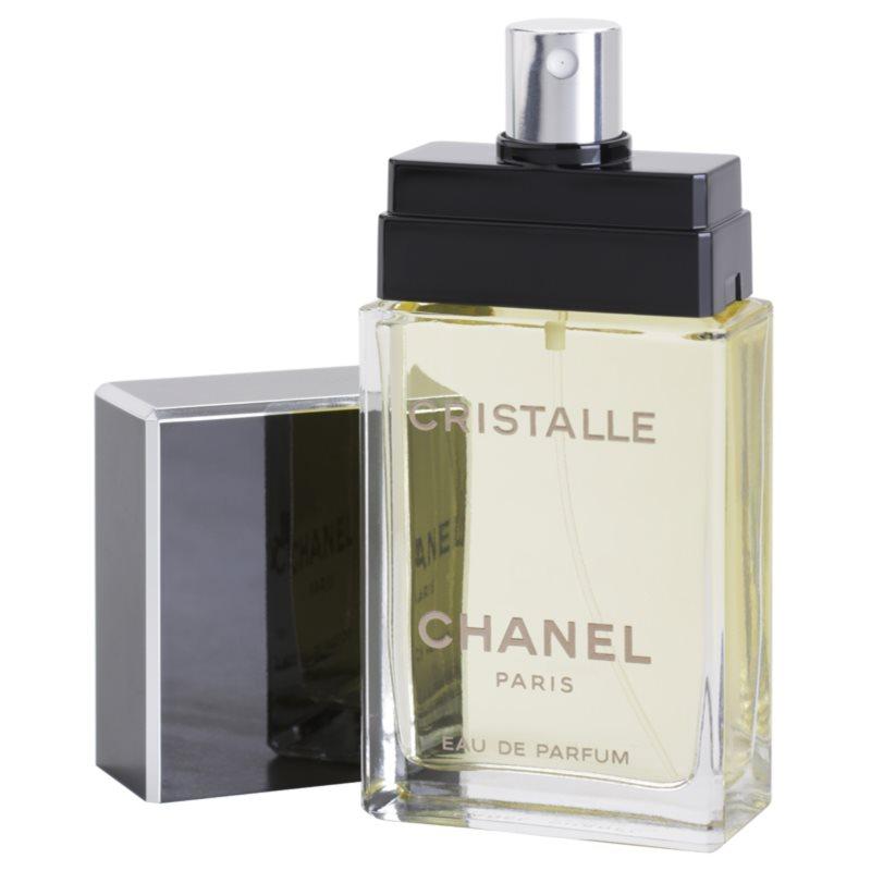 chanel cristalle eau de parfum pour femme 100 ml. Black Bedroom Furniture Sets. Home Design Ideas