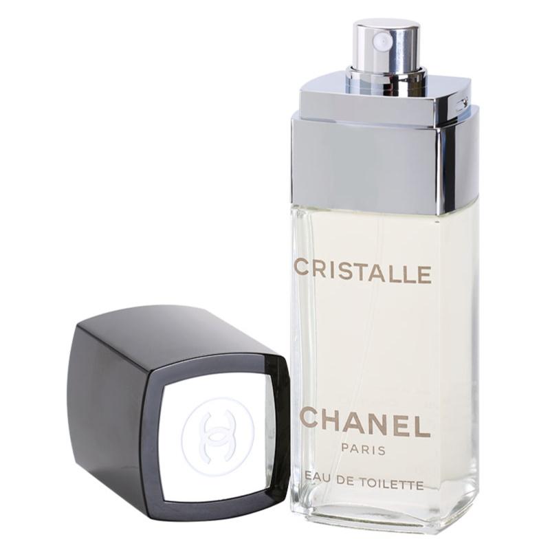 chanel cristalle eau de toilette for women 100 ml. Black Bedroom Furniture Sets. Home Design Ideas