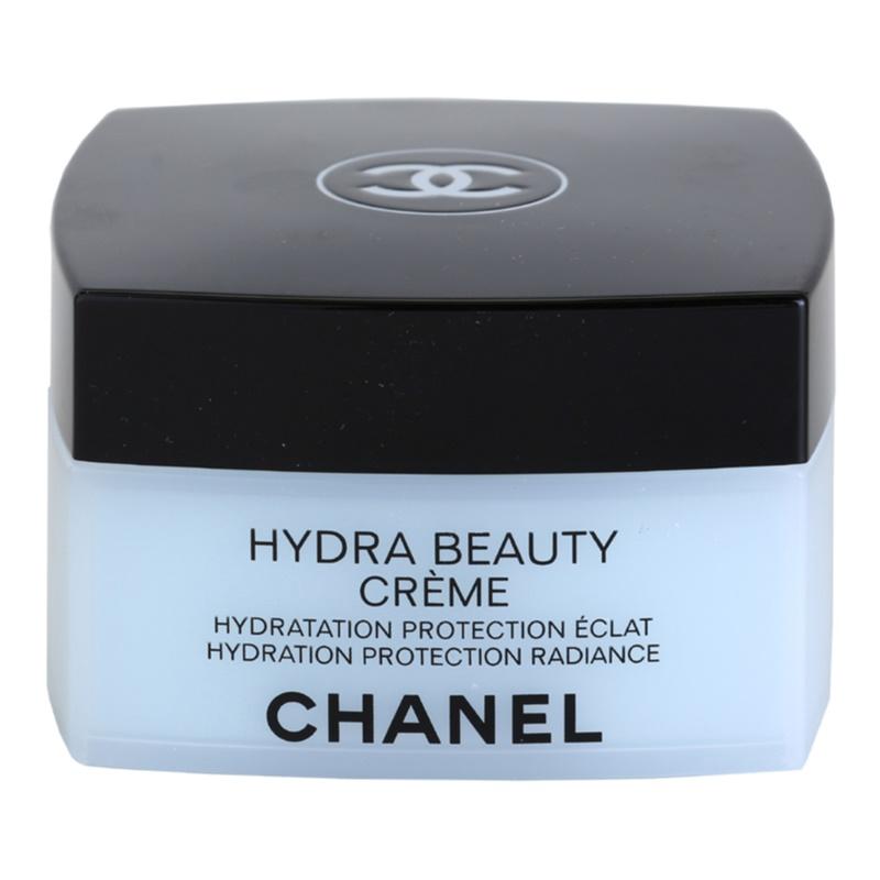 chanel hydra beauty cr me hydratante sublimatrice pour peaux normales s ches. Black Bedroom Furniture Sets. Home Design Ideas