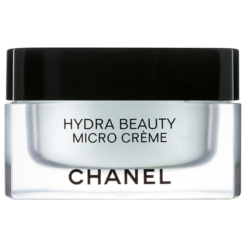chanel hydra beauty cr me hydratante aux micro perles. Black Bedroom Furniture Sets. Home Design Ideas