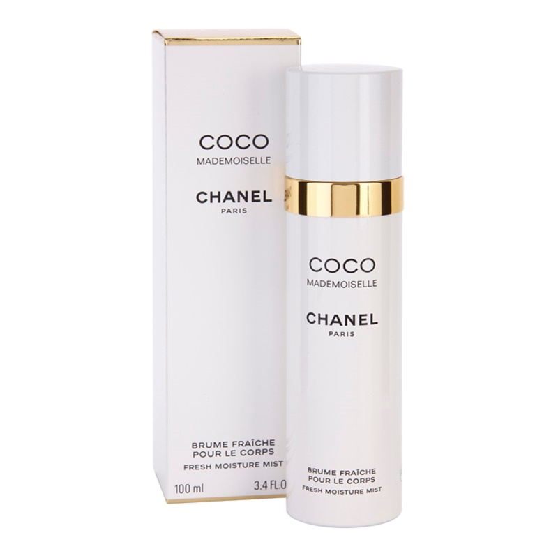 chanel coco mademoiselle body spray for women 100 ml. Black Bedroom Furniture Sets. Home Design Ideas