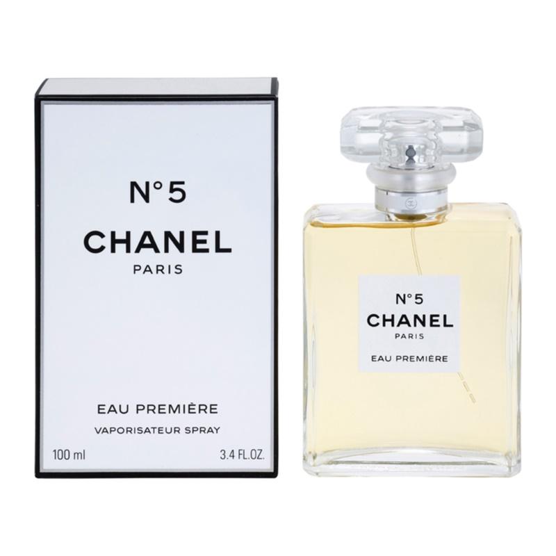 chanel no 5 eau premiere eau de parfum for women 100 ml. Black Bedroom Furniture Sets. Home Design Ideas
