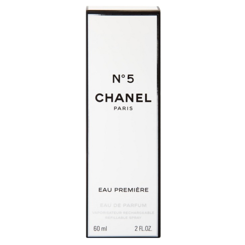 chanel no 5 eau premiere eau de parfum f r damen 60 ml nachf llbar. Black Bedroom Furniture Sets. Home Design Ideas
