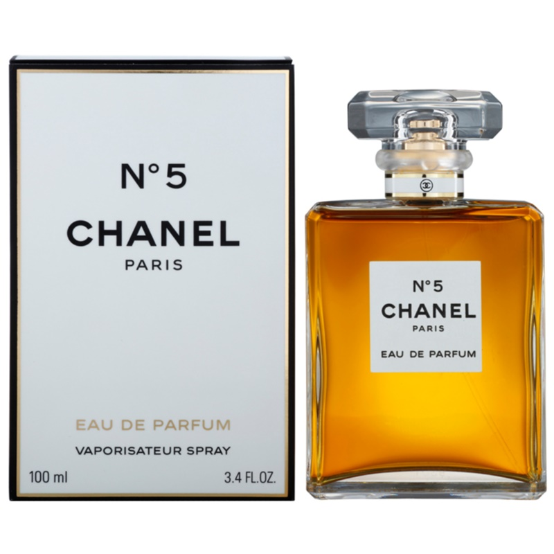 chanel no 5 eau de parfum pentru femei 100 ml. Black Bedroom Furniture Sets. Home Design Ideas