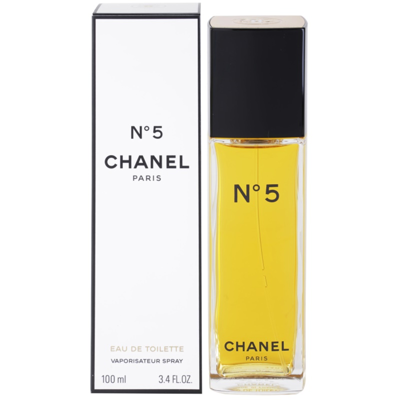 chanel no 5 woda toaletowa dla kobiet 100 ml. Black Bedroom Furniture Sets. Home Design Ideas