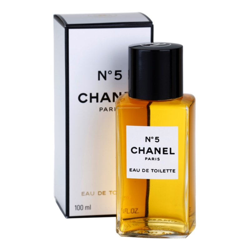 chanel n 5 eau de toilette for women 100 ml. Black Bedroom Furniture Sets. Home Design Ideas