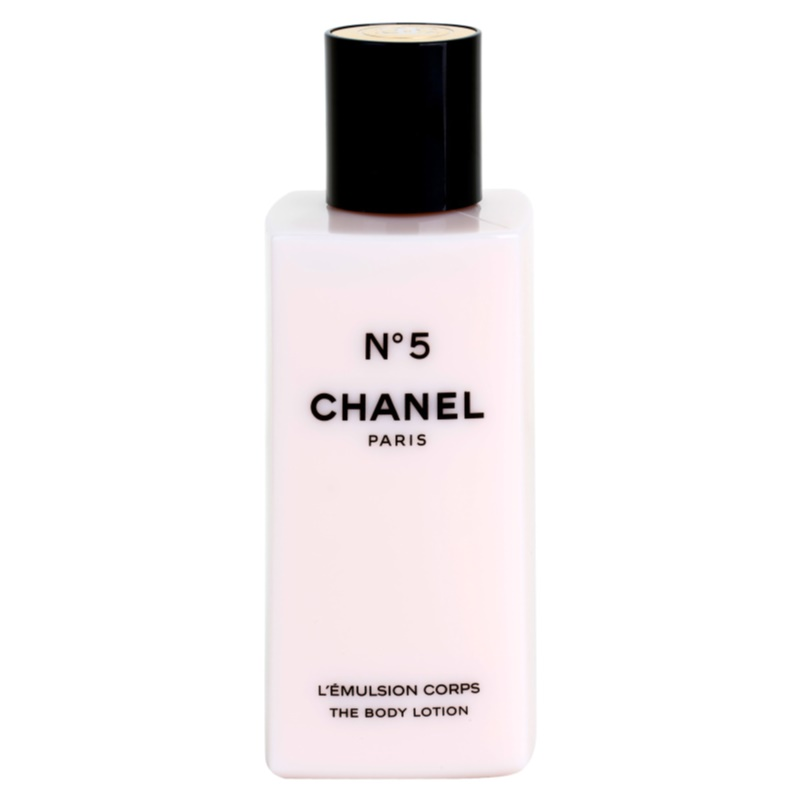 chanel n 5 body lotion for women 200 ml. Black Bedroom Furniture Sets. Home Design Ideas
