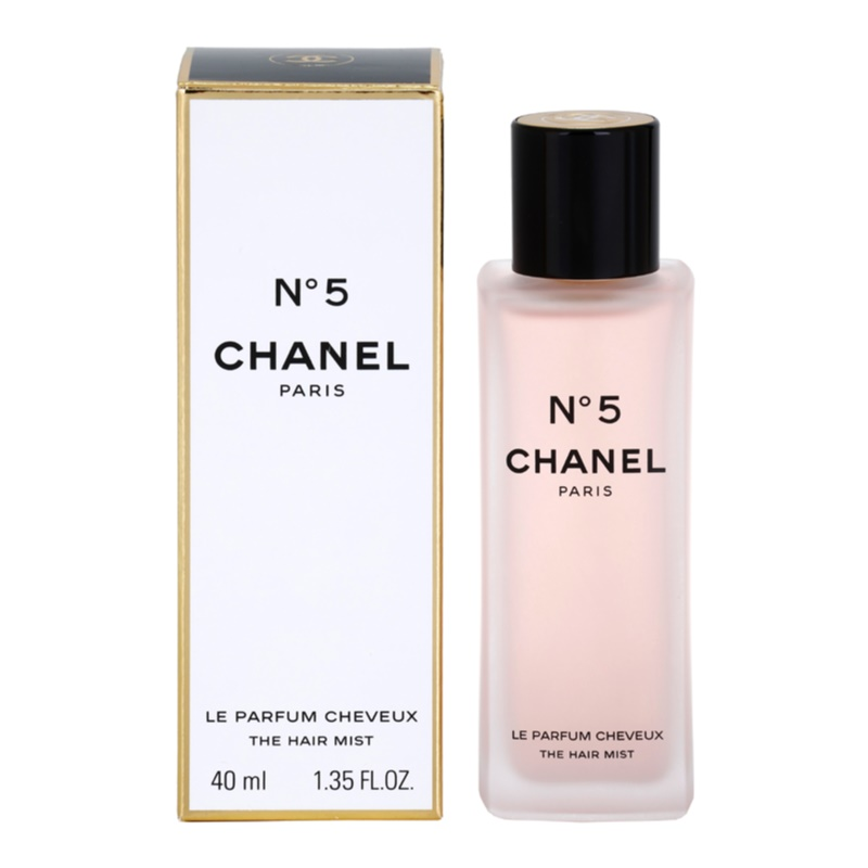 chanel n 5 parfum pour cheveux pour femme 40 ml. Black Bedroom Furniture Sets. Home Design Ideas