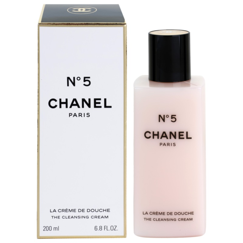 chanel n 5 shower cream for women 200 ml. Black Bedroom Furniture Sets. Home Design Ideas