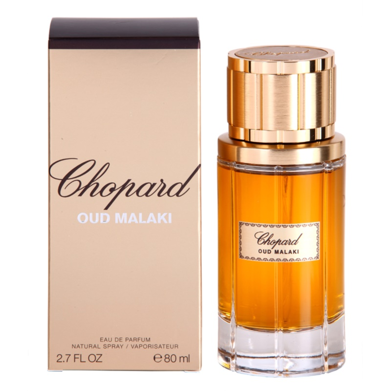 chopard oud malaki eau de parfum voor mannen 80 ml. Black Bedroom Furniture Sets. Home Design Ideas