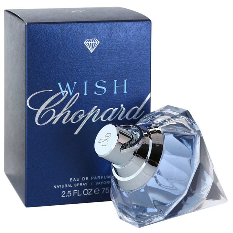 chopard wish eau de parfum pour femme 75 ml. Black Bedroom Furniture Sets. Home Design Ideas