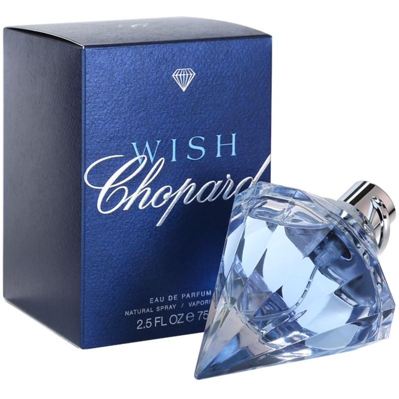 chopard wish eau de parfum pour femme 75 ml. Black Bedroom Furniture Sets. Home Design Ideas