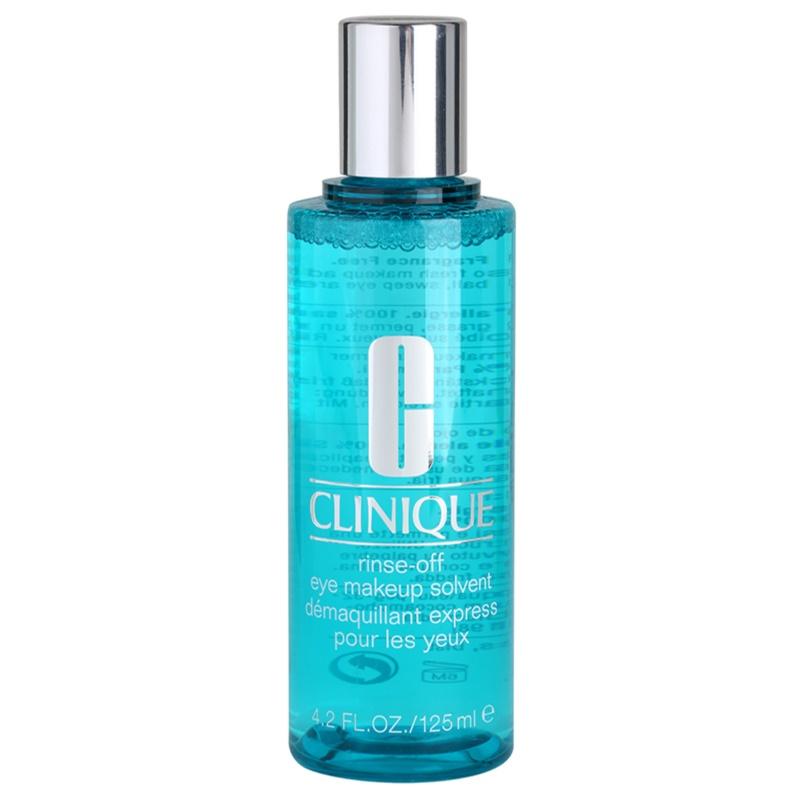 clinique rinse off