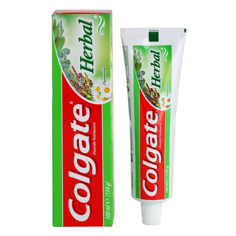 colgate herbal white toothpaste Let your smile shine with chemist direct toothpaste is a must have product in your bathroom as part of your oral hygiene routine, toothpaste is highly important if you want to reduce your chances of getting gum disease, rid your teeth of plaque and tartar, and to banish bad breath.