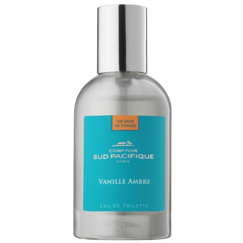 comptoir sud pacifique vanille ambre eau de toilette for 30 ml notino co uk
