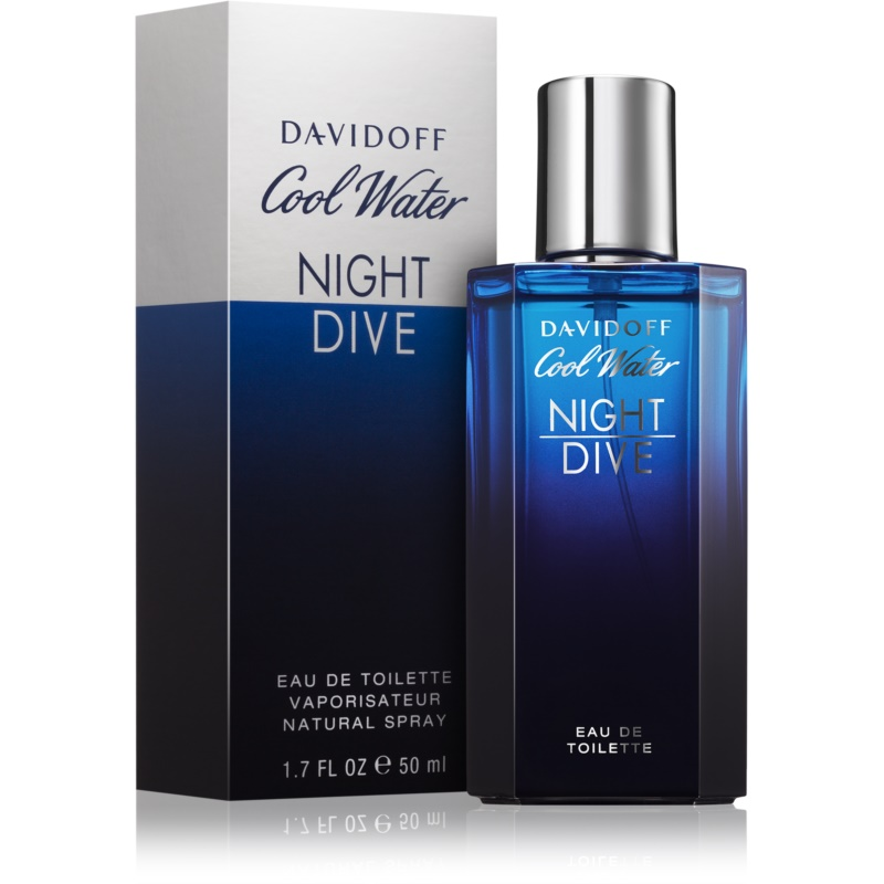 Davidoff cool water night dive eau de toilette para - Davidoff night dive ...