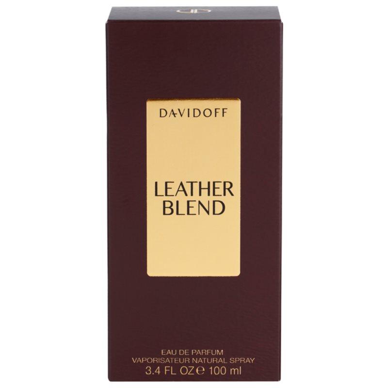 Davidoff Leather Blend Eau De Parfum For Men 100 Ml Notinocouk