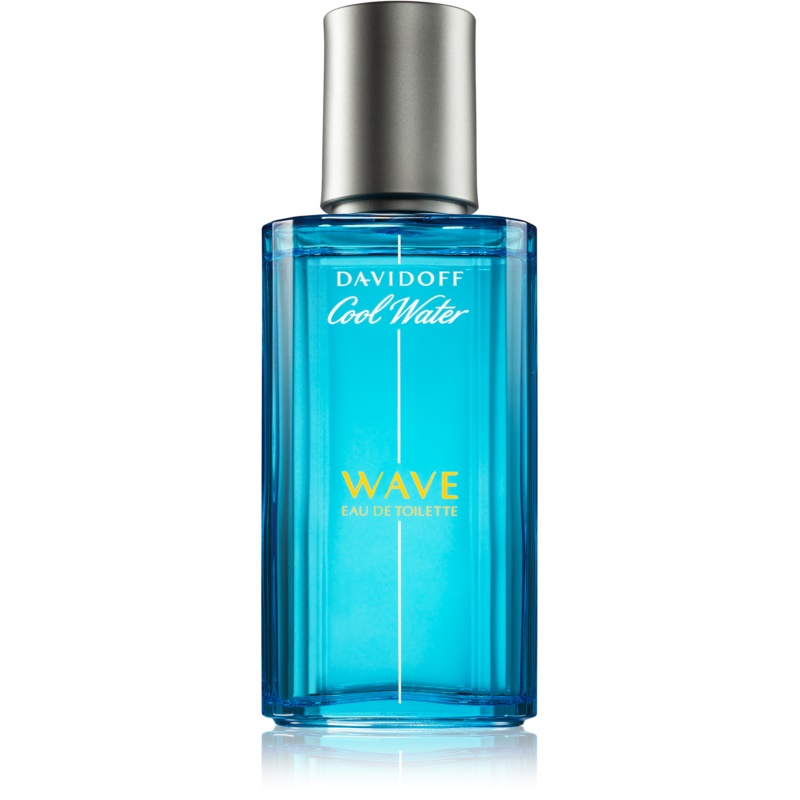 davidoff cool water wave eau de toilette for 125 ml notino co uk