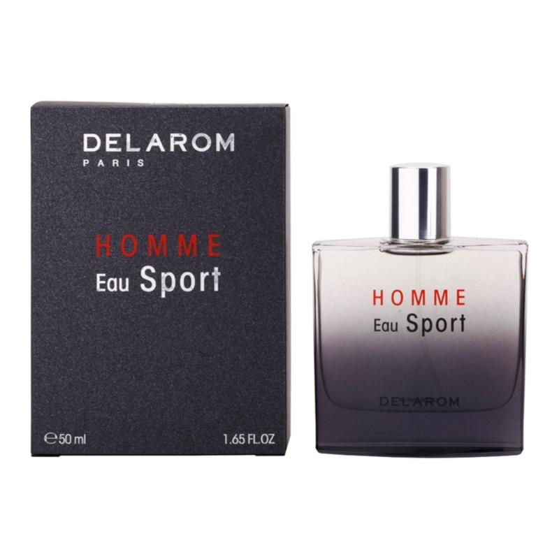 delarom homme eau sport eau de parfum for men 50 ml. Black Bedroom Furniture Sets. Home Design Ideas