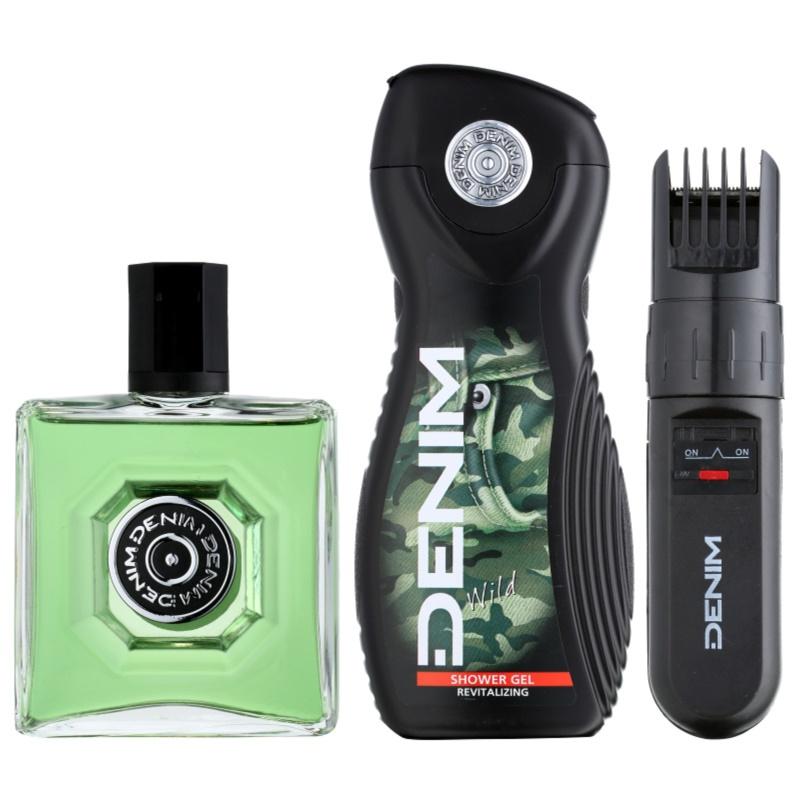 voda po holení 100 ml + sprchový gel 100 ml + zastřihovač vousů. Kód   DEN0152 5f396b475c6