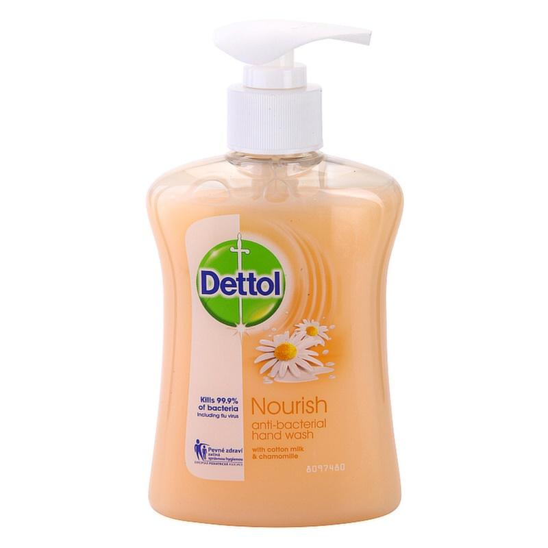 Dettol Antibacterial Nourishing Antibacterial Soap