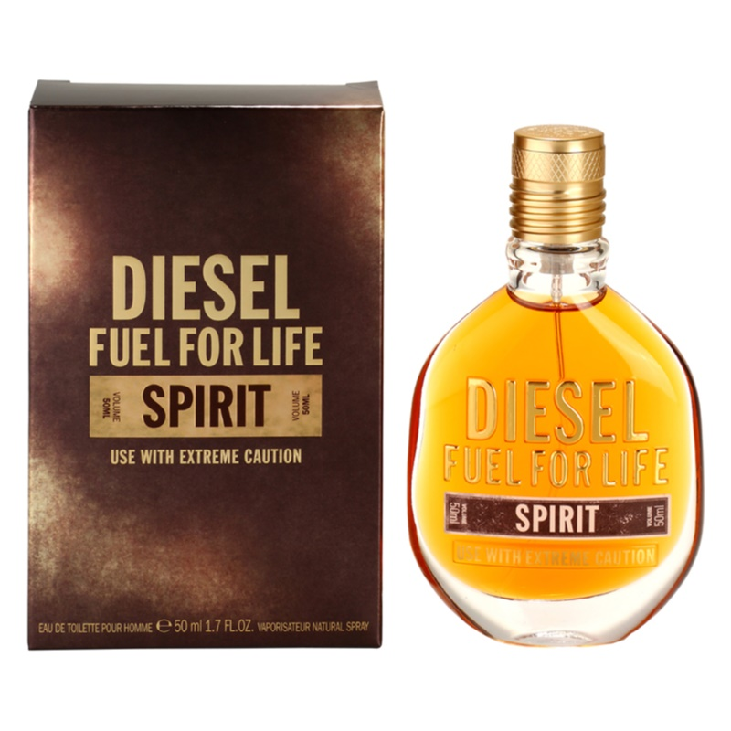diesel fuel for life spirit eau de toilette pour homme 75. Black Bedroom Furniture Sets. Home Design Ideas