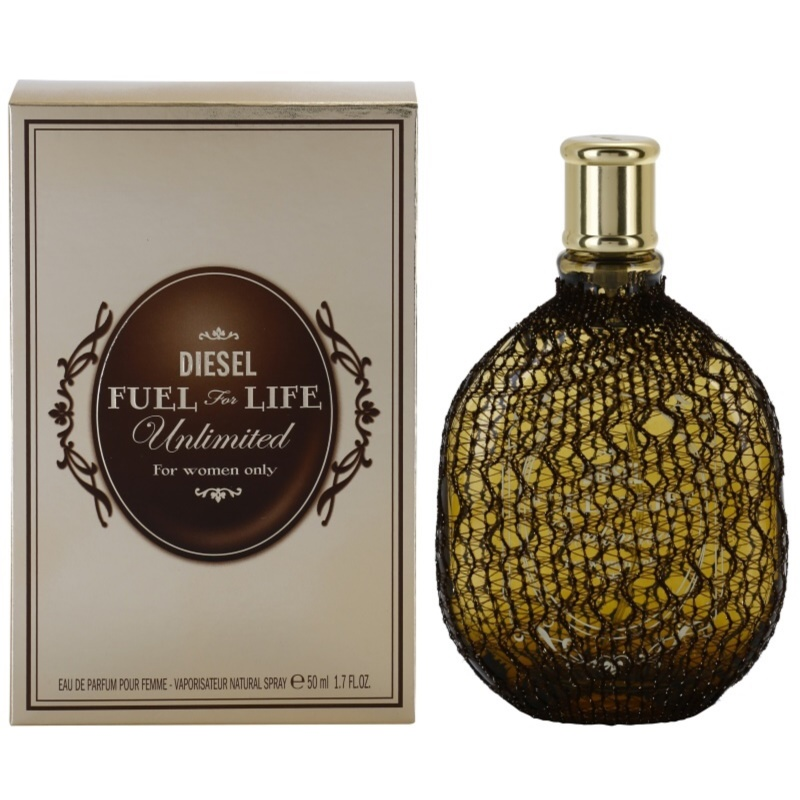 diesel fuel for life femme unlimited eau de parfum for women 75 ml. Black Bedroom Furniture Sets. Home Design Ideas