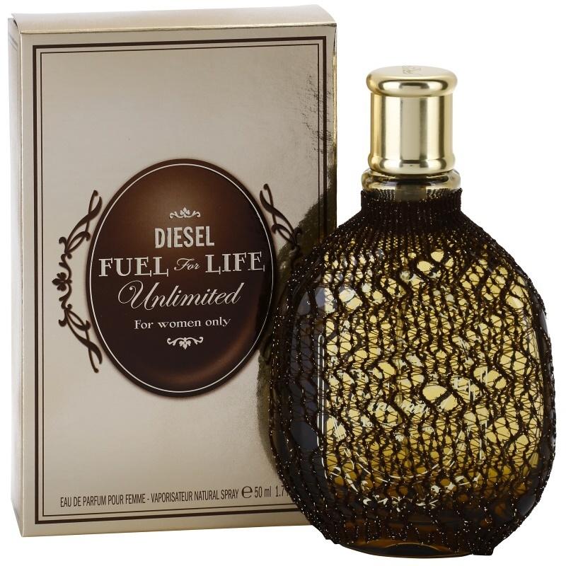 diesel fuel for life femme unlimited woda perfumowana dla. Black Bedroom Furniture Sets. Home Design Ideas