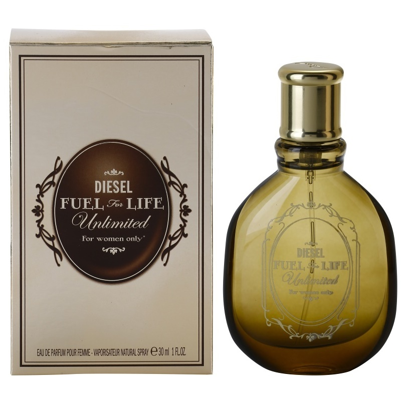 diesel fuel for life femme unlimited eau de parfum pentru femei 75 ml. Black Bedroom Furniture Sets. Home Design Ideas