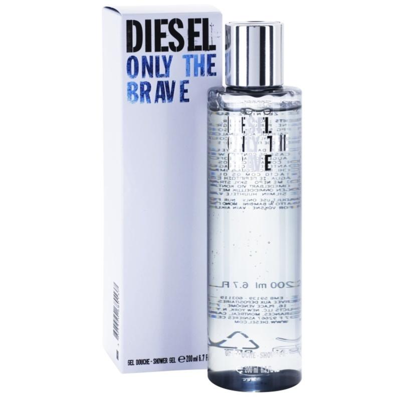 diesel only the brave duschgel f r herren 200 ml. Black Bedroom Furniture Sets. Home Design Ideas