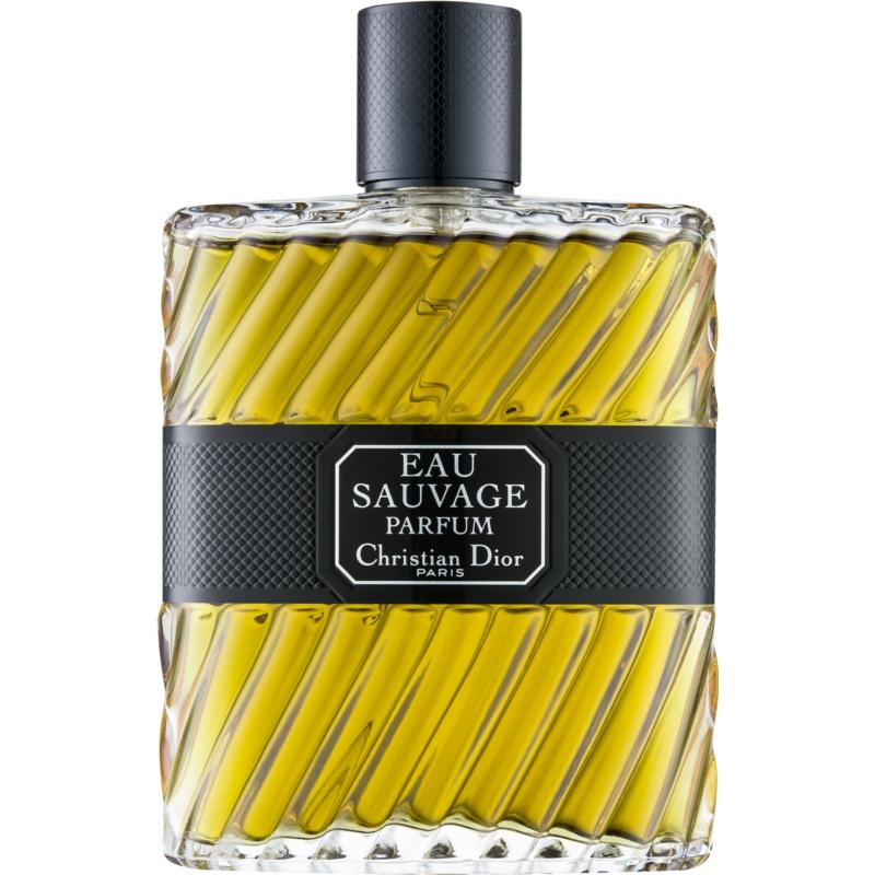 dior eau sauvage parfum eau de parfum for men 100 ml. Black Bedroom Furniture Sets. Home Design Ideas