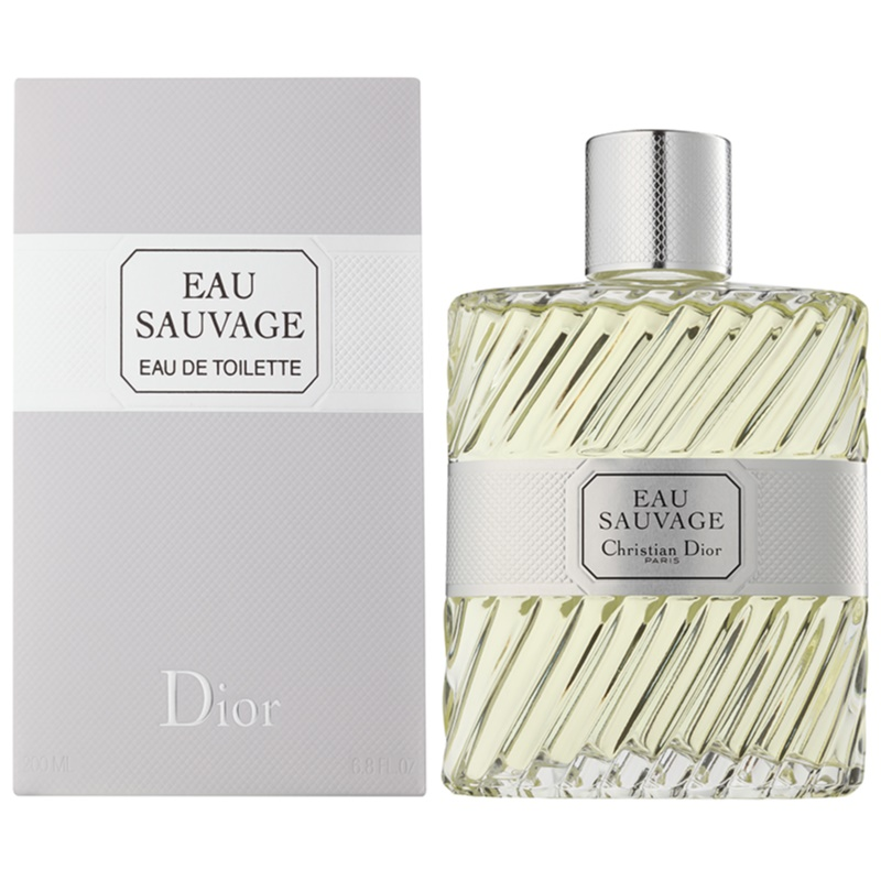 dior eau sauvage eau de toilette pour homme 200 ml sans vaporisateur. Black Bedroom Furniture Sets. Home Design Ideas