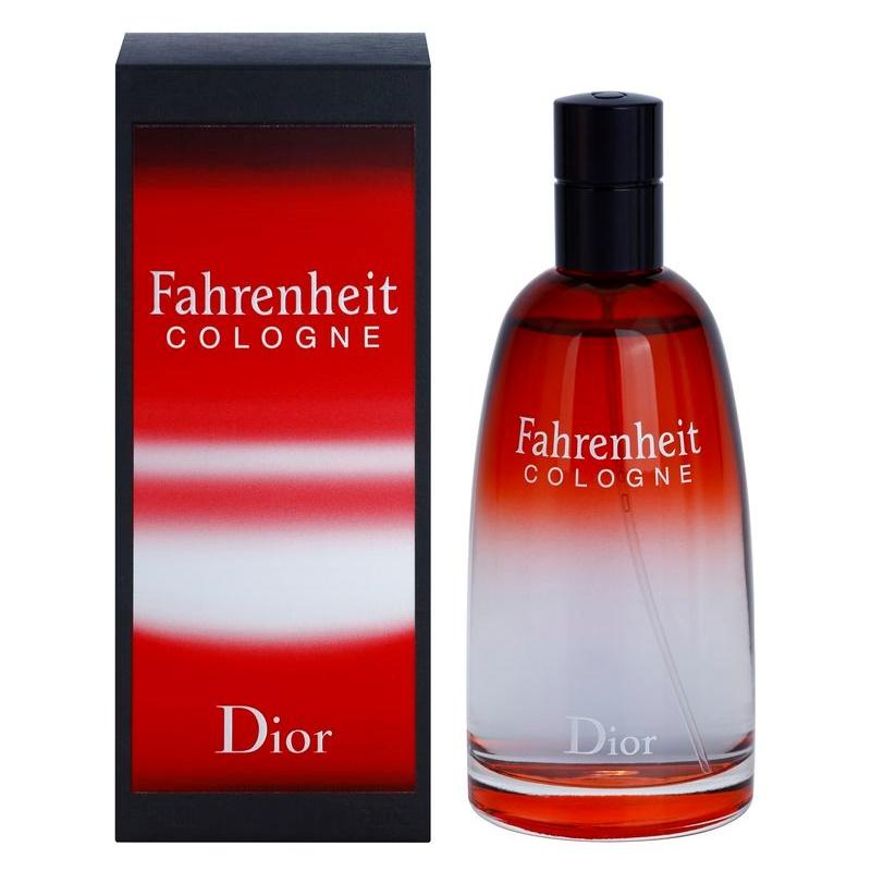 Dior Fahrenheit Cologne, Eau de Cologne for Men 125 ml ...
