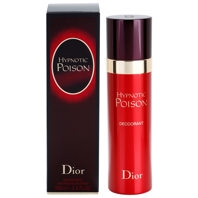 Dior poison hypnotic poison d o spray pour femme 100 ml for Acheter poison
