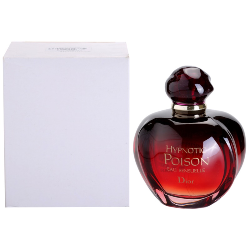 dior poison hypnotic poison eau sensuelle woda toaletowa tester dla kobiet 100 ml. Black Bedroom Furniture Sets. Home Design Ideas