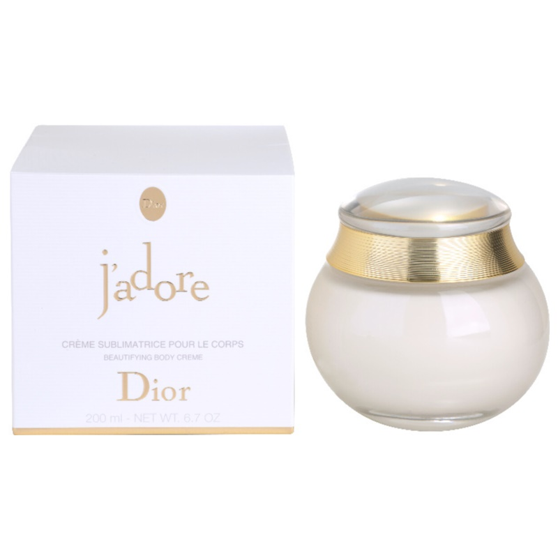 dior j 39 adore creme corporal para mulheres 150 ml. Black Bedroom Furniture Sets. Home Design Ideas