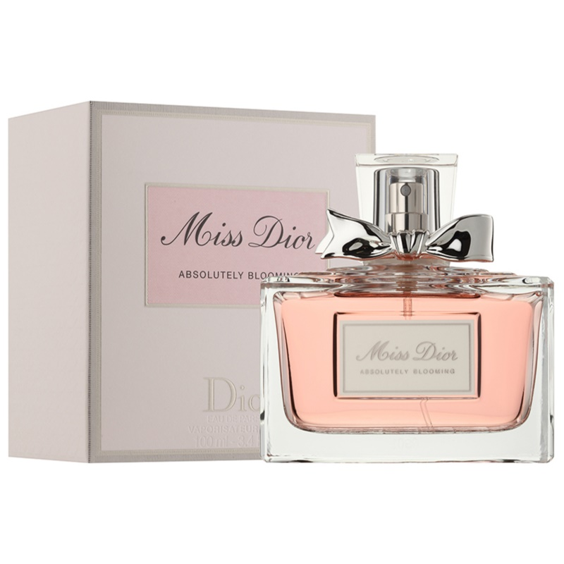 dior miss dior absolutely blooming eau de parfum for. Black Bedroom Furniture Sets. Home Design Ideas