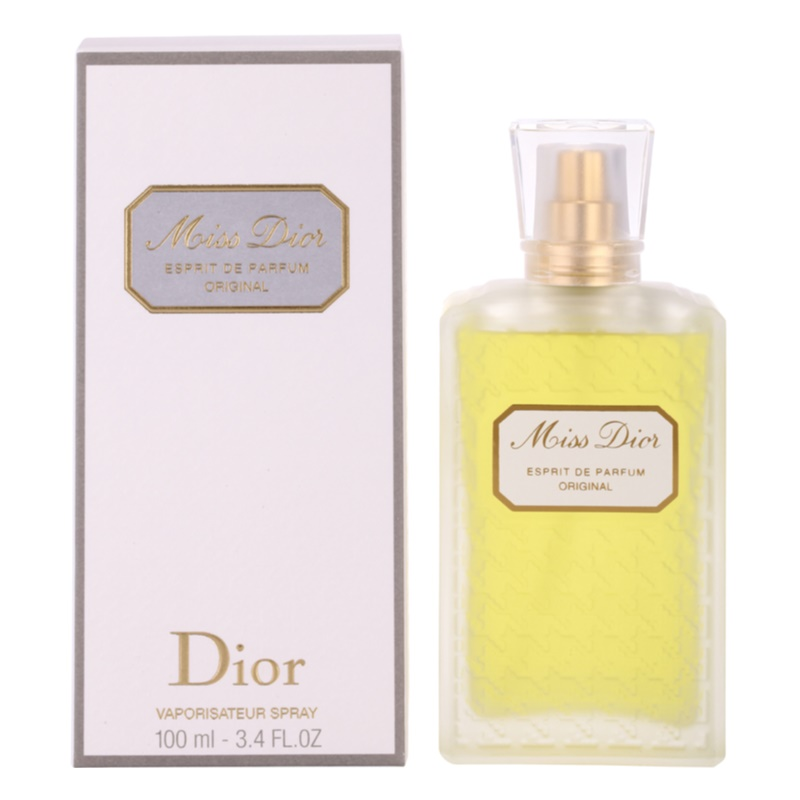 dior miss dior esprit de parfum eau de parfum f r damen 100 ml. Black Bedroom Furniture Sets. Home Design Ideas