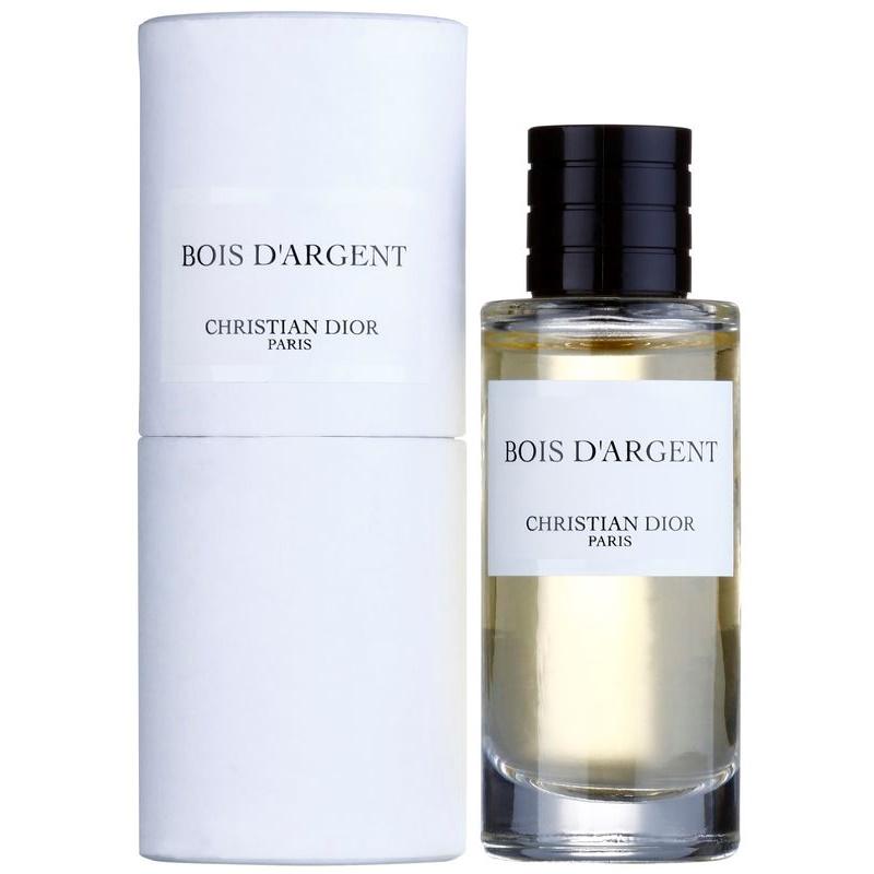 Dior La Collection Privée Christian Dior Bois d u00b4Argent, eau de parfum mixte 125 ml notino be # Bois D Argent Gris Montaigne