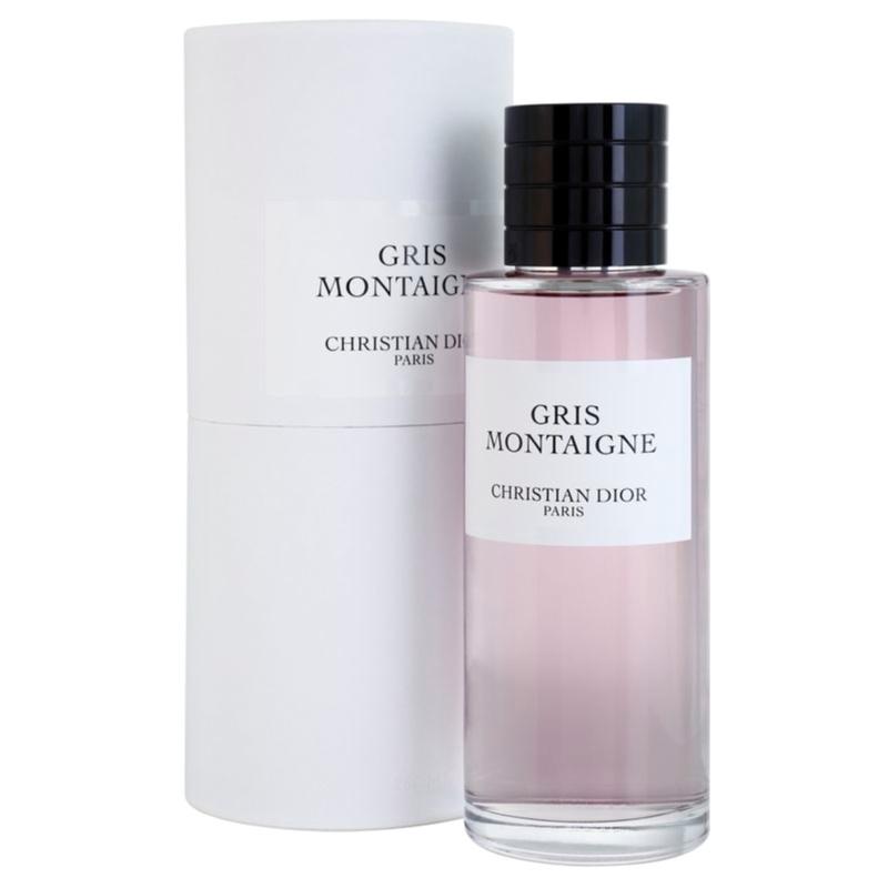 dior la collection priv e christian dior gris montaigne eau de parfum voor vrouwen 250 ml. Black Bedroom Furniture Sets. Home Design Ideas